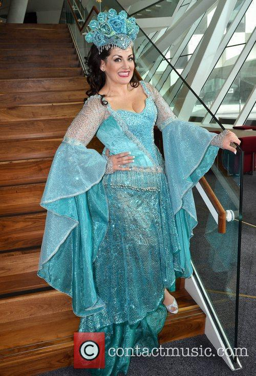 Jodie Prenger Photocall for Monty Python's 'Spamalot' at...