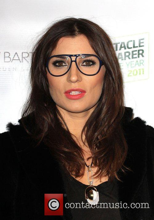 Grace Woodward Specsavers Spectacle Wearer of the Year...