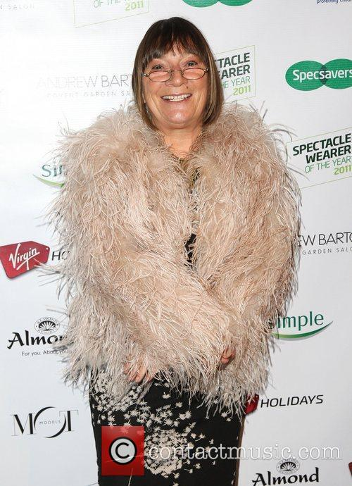 Hilary Alexander Specsavers Spectacle Wearer of the Year...