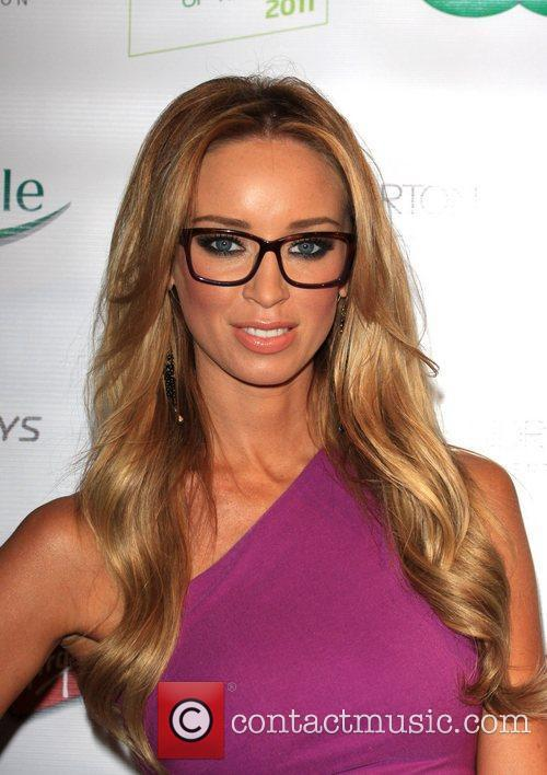 Lauren Pope Specsavers Spectacle Wearer of the Year...