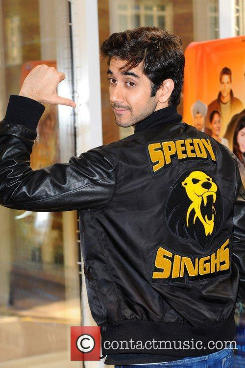 'Speedy Singhs' Photocall held at the Jumeirah Carlton...