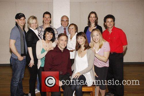 'The Sphinx Winx' Off-Broadway Cast Photo Call held...