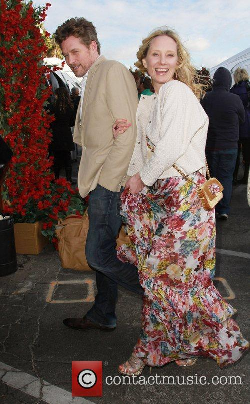 Anne Heche and boyfriend James Tupper The 2011...