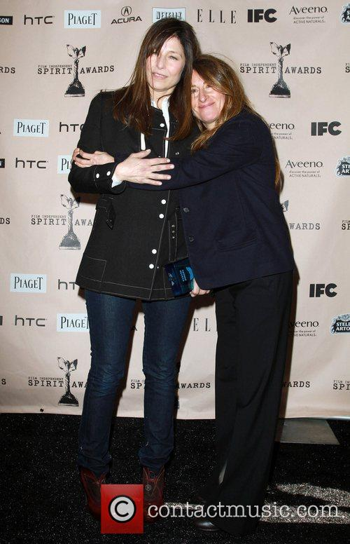 Catherine Keener, Nicole Holofcener, Independent Spirit Awards and Spirit Awards