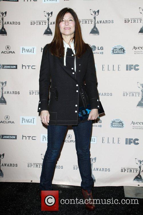 Catherine Keener The 2011 Film Independent Spirit awards...