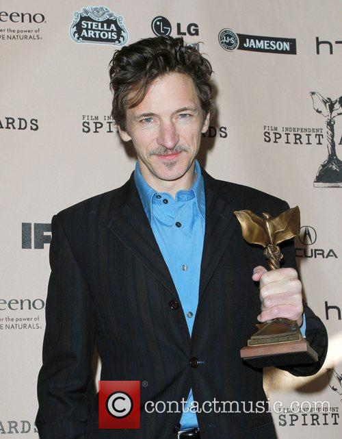 John Hawkes The 2011 Film Independent Spirit awards...