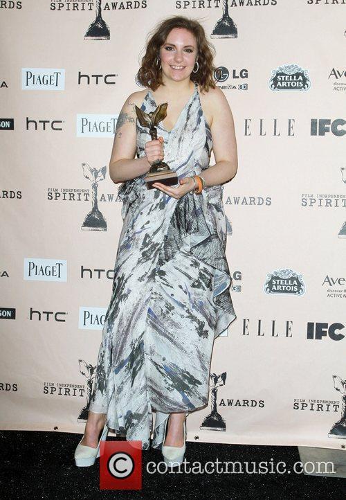 Lena Dunham, Independent Spirit Awards and Spirit Awards 4