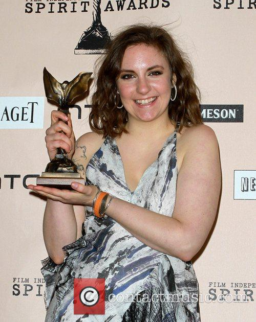 Lena Dunham The 2011 Film Independent Spirit awards...