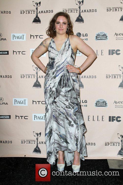 Lena Dunham, Independent Spirit Awards and Spirit Awards 3