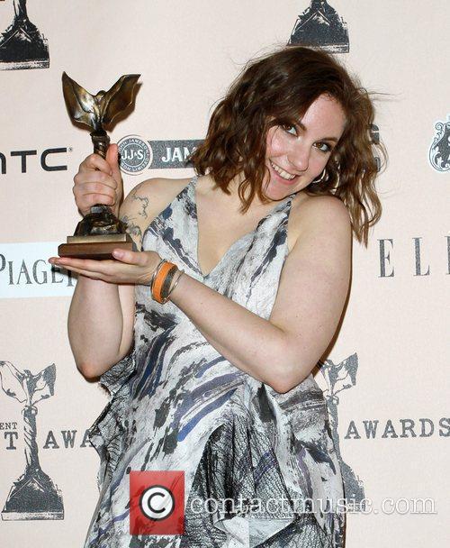 Lena Dunham, Independent Spirit Awards and Spirit Awards 5