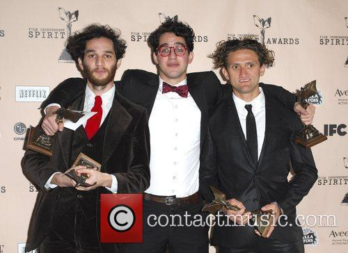 Benny Safdie, Josh Safdie and Casey Neistat The...