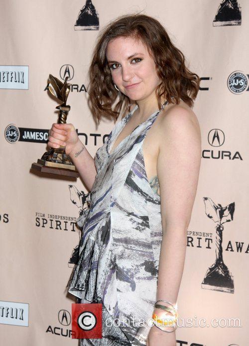 Lena Dunham, Independent Spirit Awards and Spirit Awards 6
