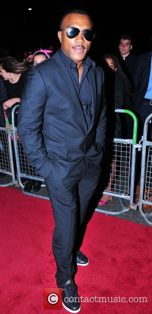Ashley Walters,  at the Spirit Of London...