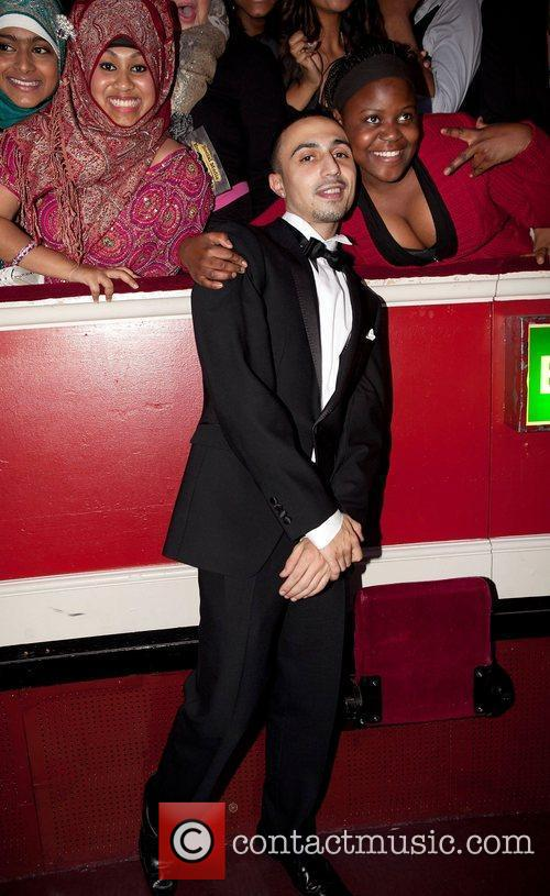 Adam Deacon,  at the Spirit Of London...