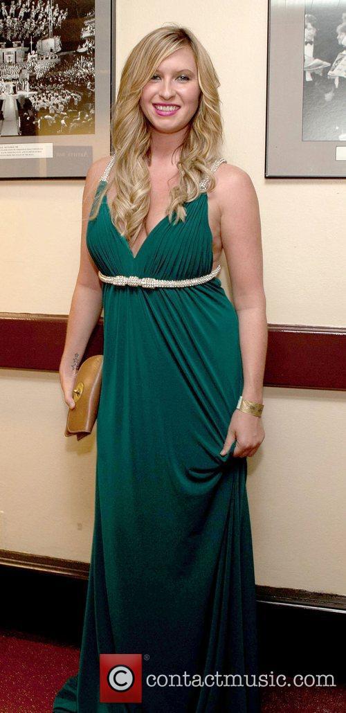 Brooke Kinsella,  at the Spirit Of London...