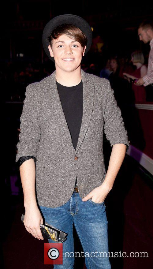 The X Factor and Royal Albert Hall 3