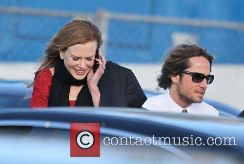 Nicole Kidman and Keith Urban The 2011 Film...