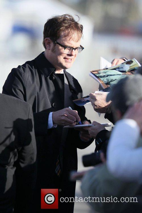 Rainn Wilson The 2011 Film Independent Spirit awards...