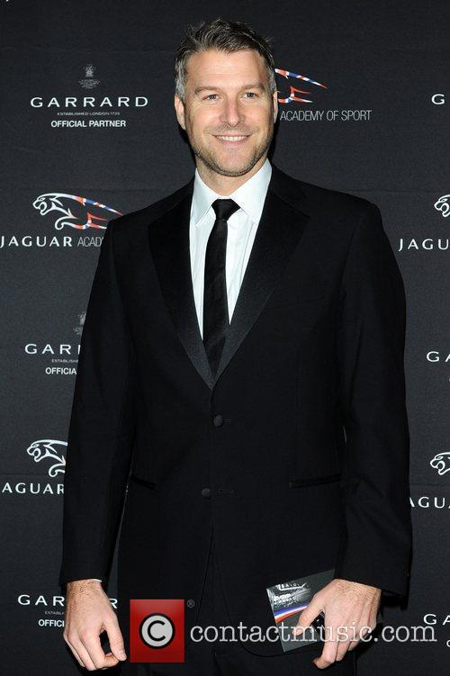 Dan Lobb Jaguar Academy of Sport Annual Awards...