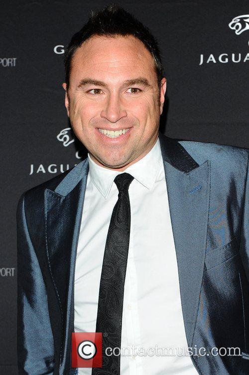 Jason Cundy Jaguar Academy of Sport Annual Awards...