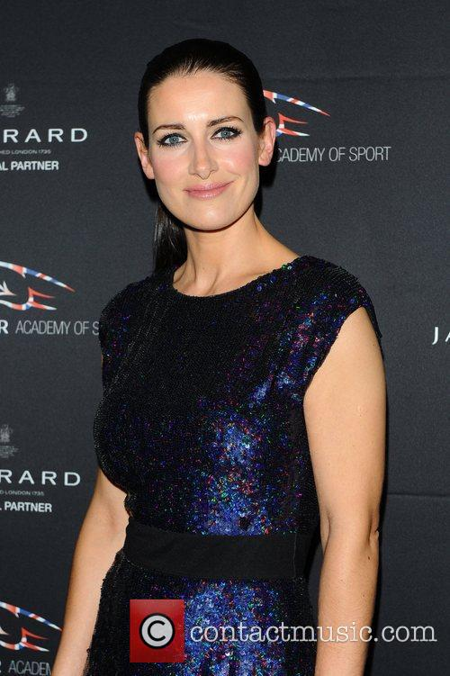 Kirsty Gallagher Jaguar Academy of Sport Annual Awards...
