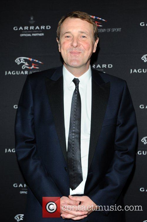 Phil Tuffnell Jaguar Academy of Sport Annual Awards...