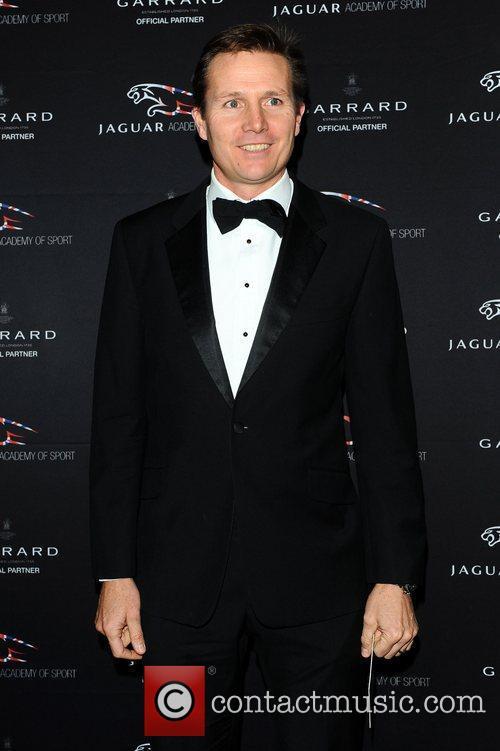 Roger Black Jaguar Academy of Sport Annual Awards...