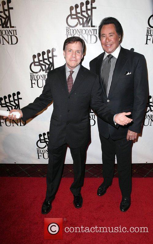 Bob Costas and Wayne Newton 2