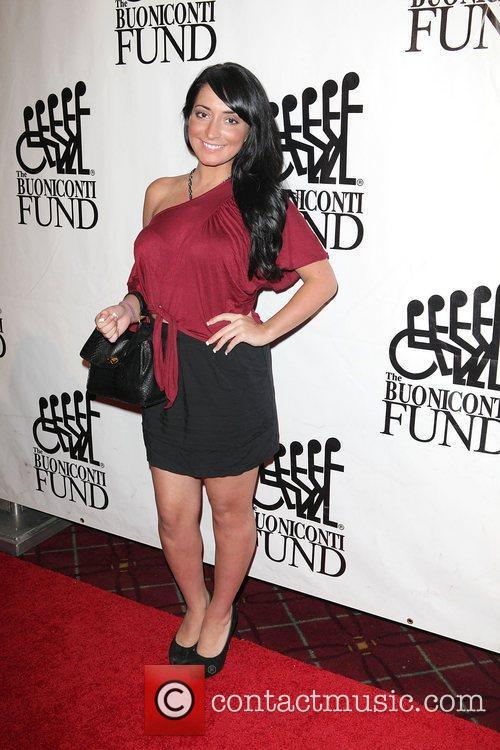 Angelina Pivarnick,  at the 28th Annual Great...