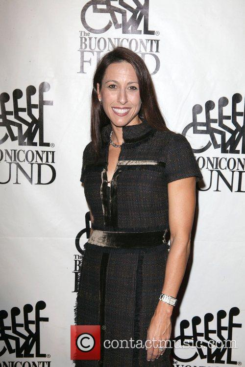 Janet Evans,  at the 28th Annual Great...