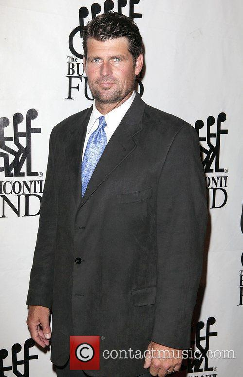 Scott Erickson,  at the 28th Annual Great...