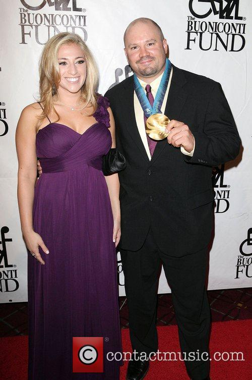 Steven Holcomb,  at the 28th Annual Great...
