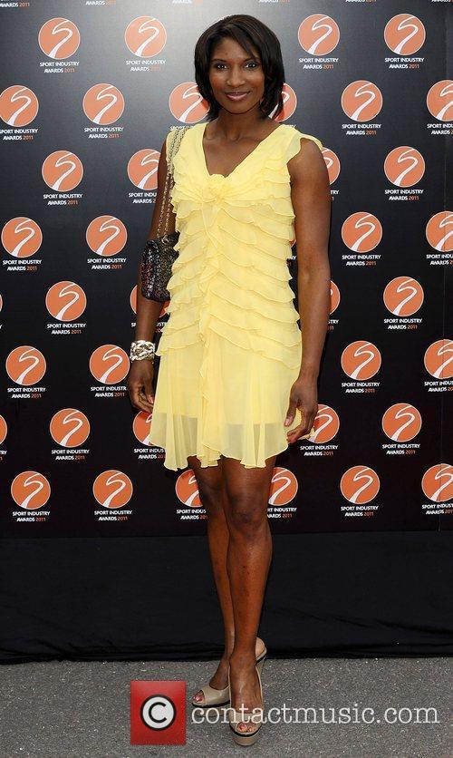 Denise Lewis Sport Industry Awards at Battersea Evolution....