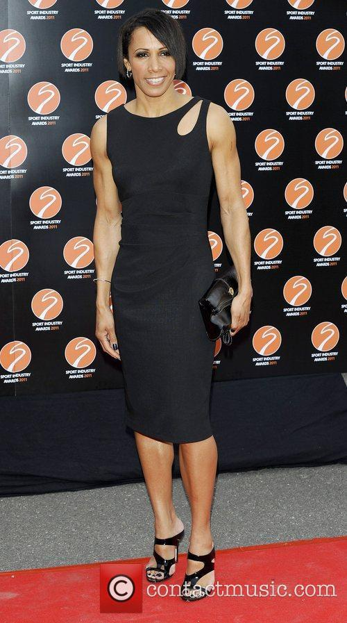 Dame Kelly Holmes Sport Industry Awards at Battersea...