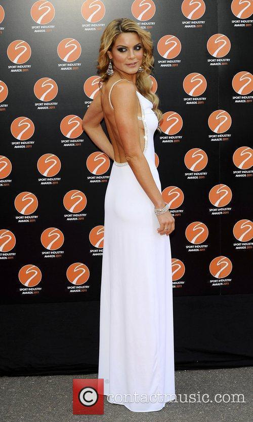 Charlotte Jackson Sport Industry Awards at Battersea Evolution....