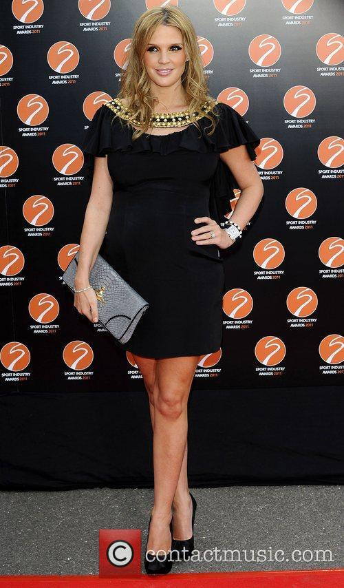 Danielle Llyod Sport Industry Awards at Battersea Evolution....