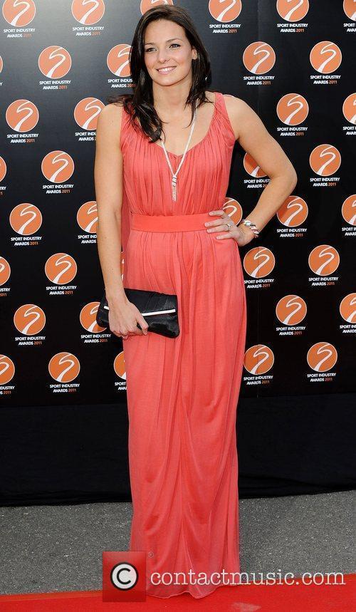 Kerri Ann payne Sport Industry Awards at Battersea...