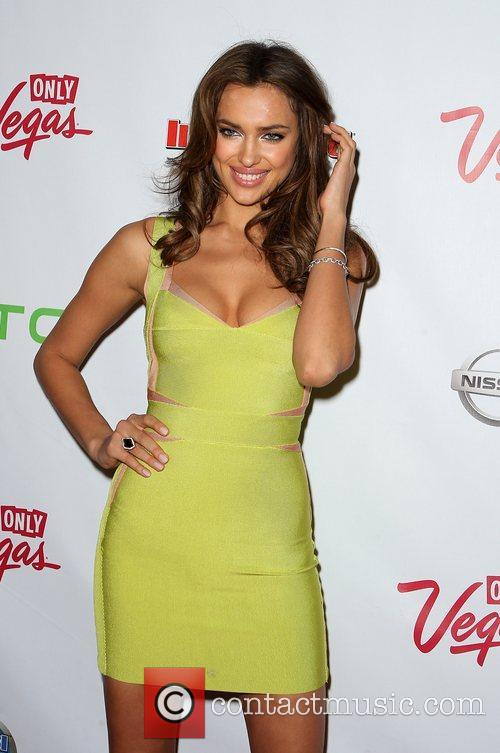 Irina Shayk and Las Vegas 25