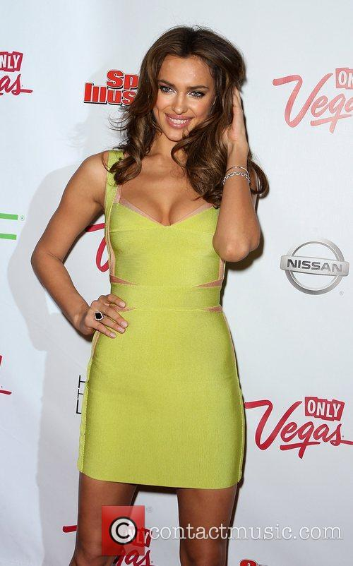 Irina Shayk and Las Vegas 18