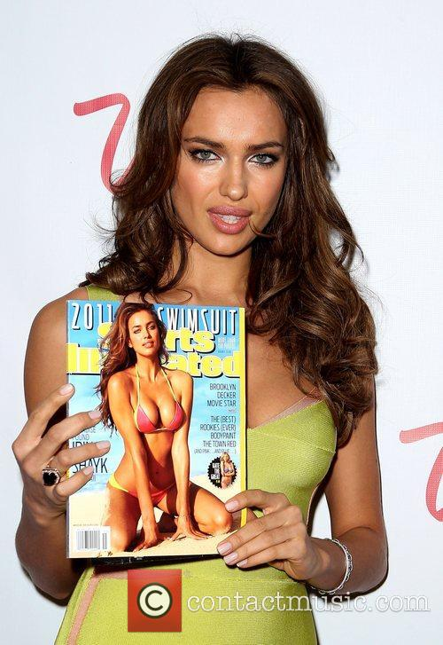 Irina Shayk and Las Vegas 20