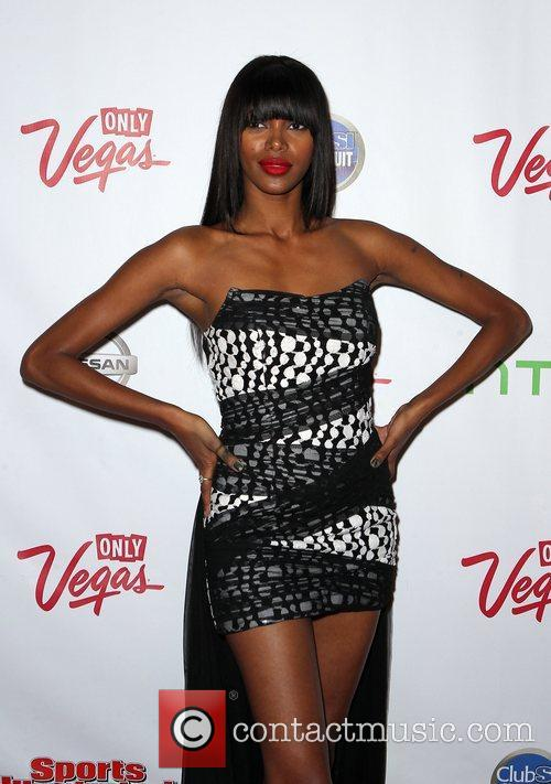 Jessica White and Las Vegas 5