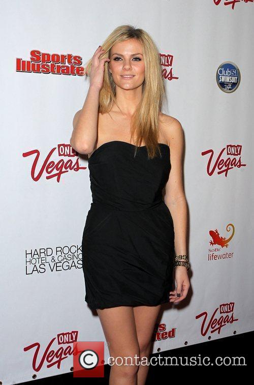 Brooklyn Decker, Las Vegas, Hard Rock Hotel And Casino