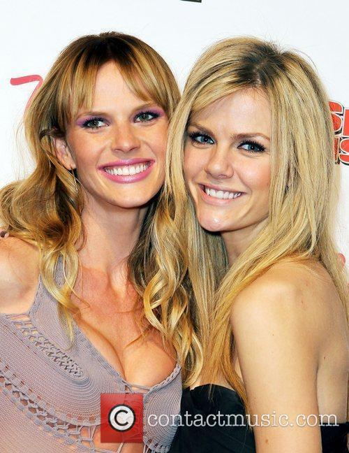 Anne Vyalitsyna, Brooklyn Decker, Caesars and Las Vegas 1