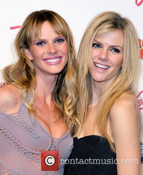 Anne Vyalitsyna, Brooklyn Decker, Caesars and Las Vegas 2