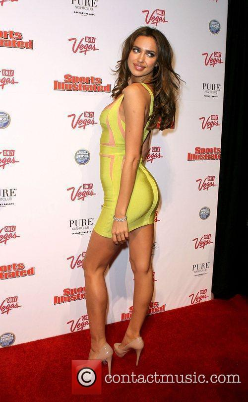Sports Illustrated Swimsuit Overtime hosted by Pure Nightclub...
