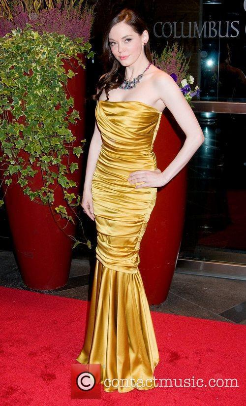 Rose McGowan 8th Annual New Yorkers For Children...