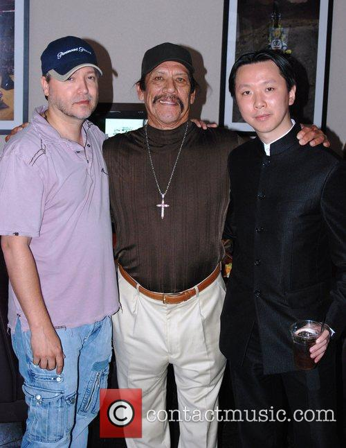 Carlos Gallardo and Danny Trejo 6
