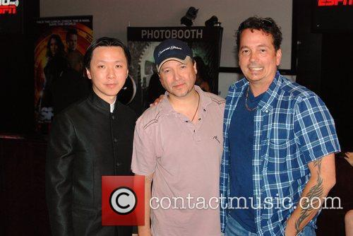 Carlos Gallardo and Kevin Eastman 1