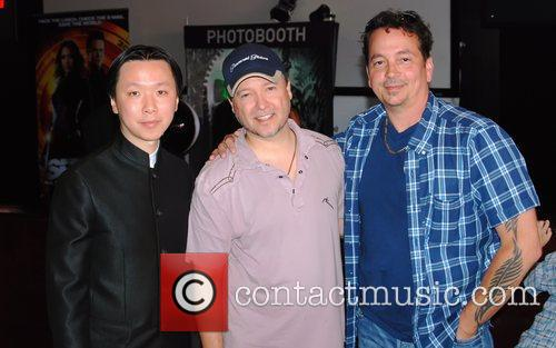 Carlos Gallardo and Kevin Eastman 5