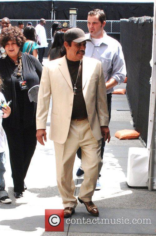 Danny Trejo  'Spy Kids 4D' afterparty held...